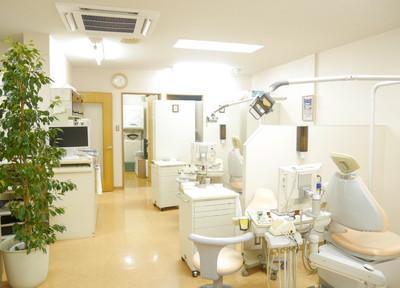 のぶかわ歯科医院 診察室