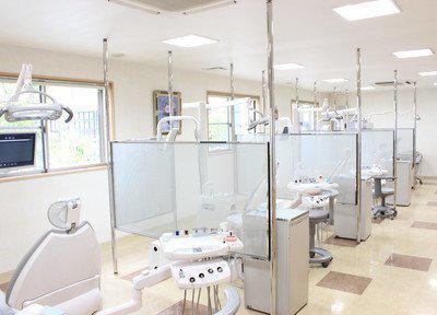 にし歯科クリニック 診察室