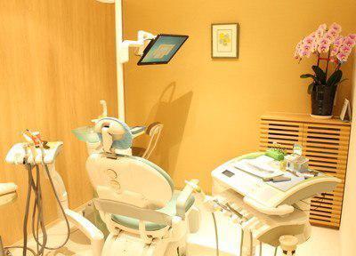 さかまきデンタルクリニック 診断室