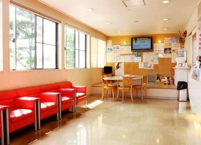 スマイル歯科 待合室