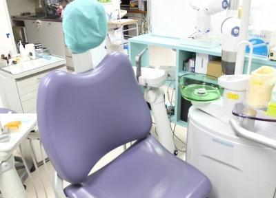 サトミ歯科 診察室