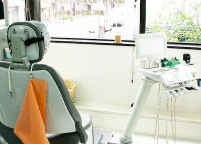 K DENTAL OFFICE 診察室