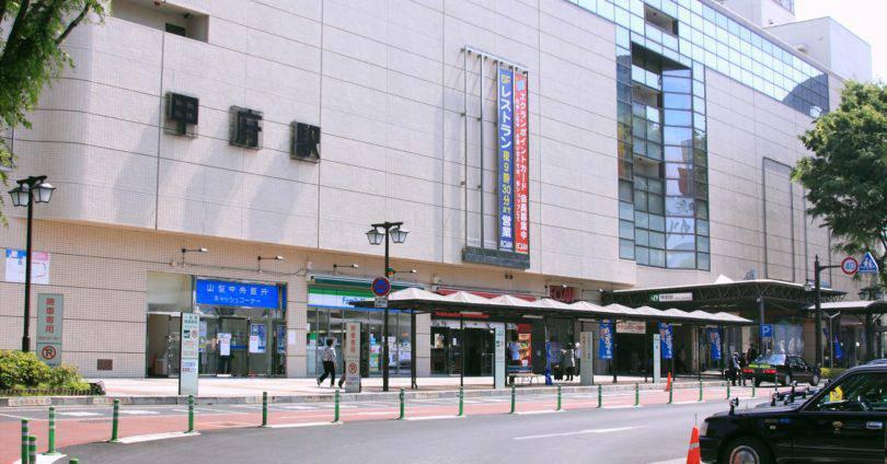 甲府駅 アイキャッチ