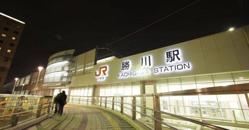 勝川駅(JR) アイキャッチ