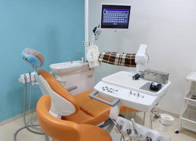 さくま歯科 診察台