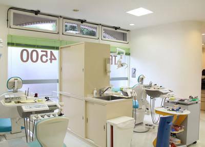 ファミリー歯科クリニック 診療室