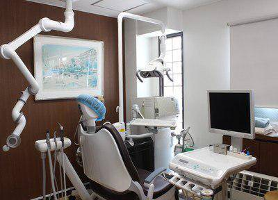 おざわ歯科医院 診察室