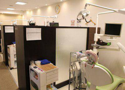 ホワイトデンタルクリニック相模原院 診察室