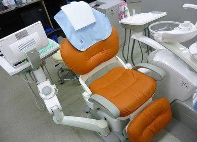 加藤歯科 診察室
