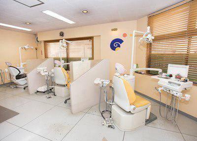 わかき歯科クリニック 診察室