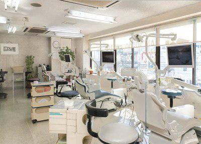 練馬歯科医院 診察室