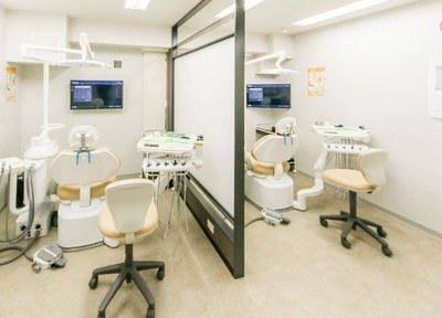 エス歯科クリニック 診療室