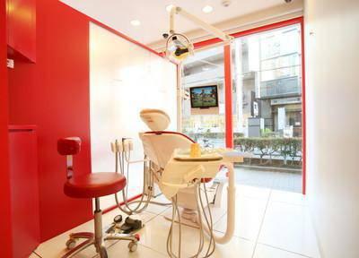 オレンジ歯科 パルコ新所沢 診療室