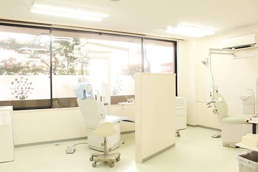 はらだ歯科市役所前診療室