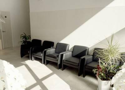 ノーブルデンタルクリニック仙台 待合室