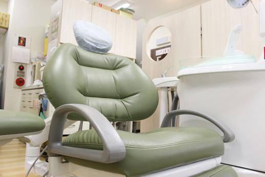 さとう歯科クリニック 診療台