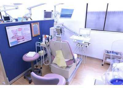 歯科ニュージャパン上杉 診療室
