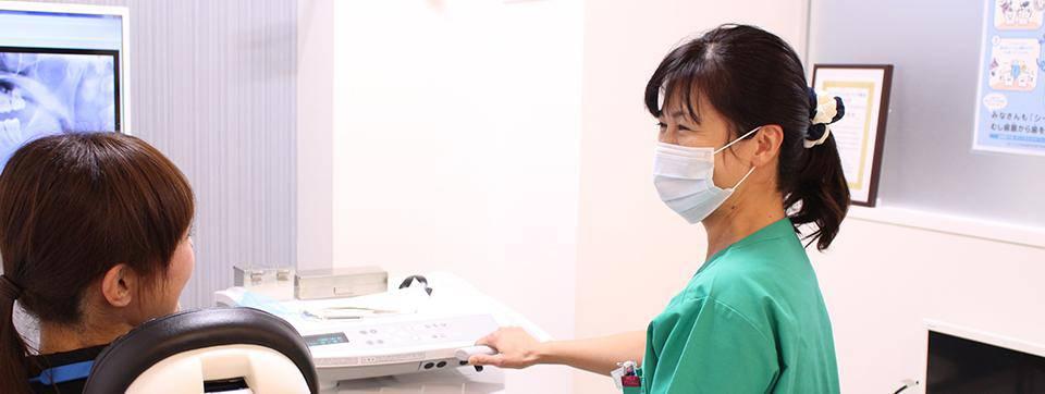 せんげん台くすのき通り歯科 治療2