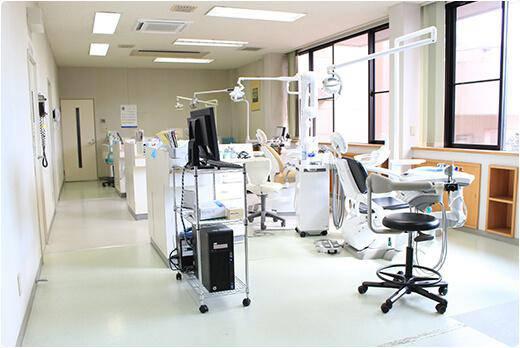 大竹歯科医院 診療室