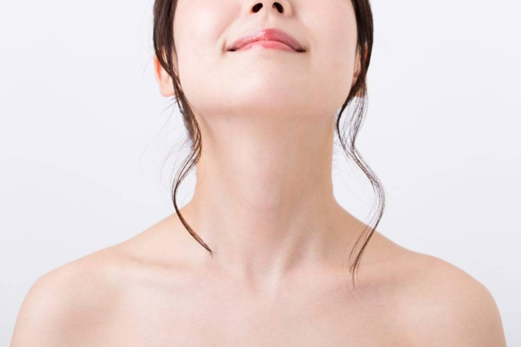 顎関節症が女性に多いイメージ