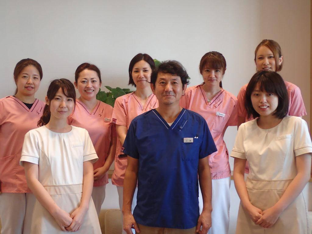 鎌倉小野歯科クリニック 集合写真
