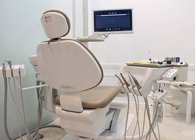 オリーブ歯科・矯正歯科 MARK IS みなとみらい店_診療室