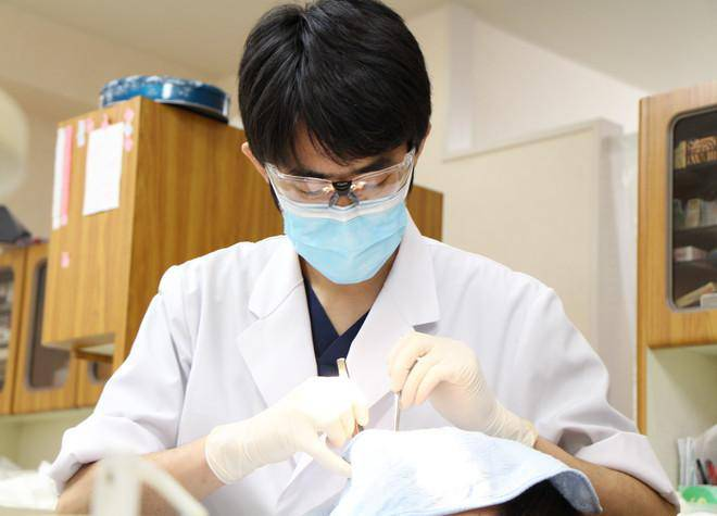 タクマ歯科医院 治療風景