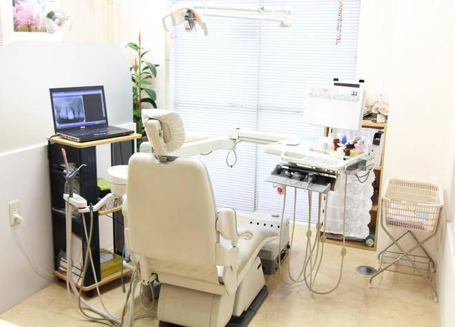 タクマ歯科医院 診療台