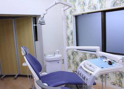 西東京歯科室_診療室
