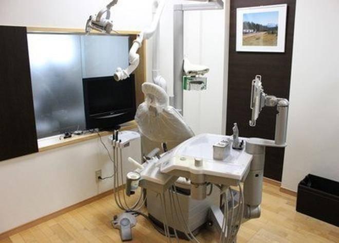洋光台駅前歯科医院 診療台