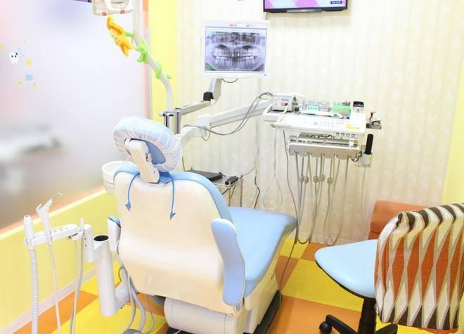 蘇我こども・おとな歯科医院 診療台