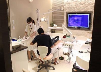 やましたデンタルクリニック_診療室