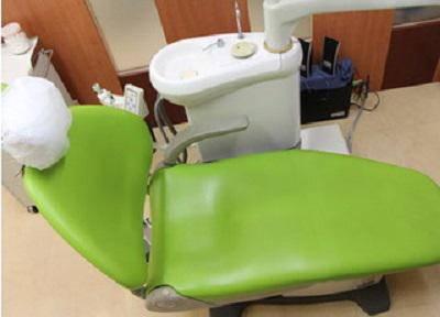 栄治歯科クリニック_診療台