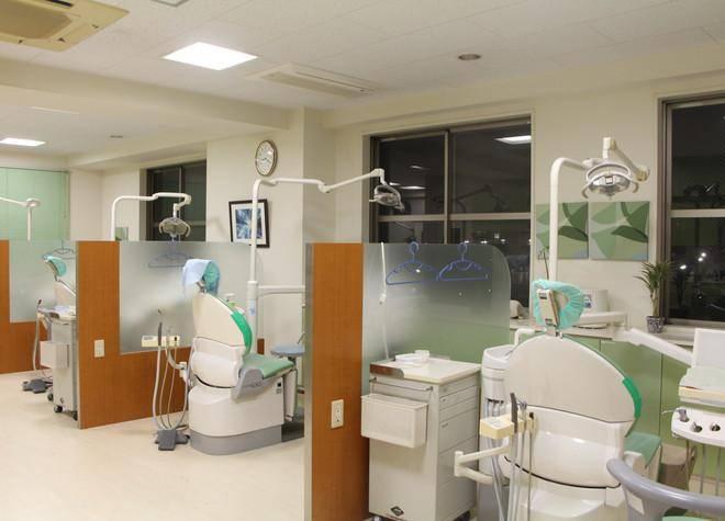 久里浜グリーン歯科 診療スペース
