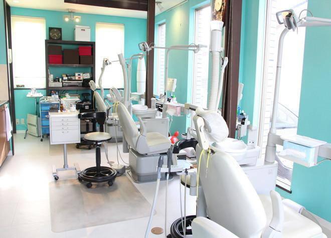 ヒロデンタルクリニック 診療台