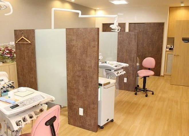 ファミリアデンタルクリニック深谷 診療スペース