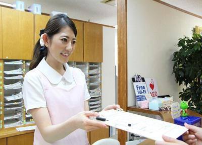 けいびる歯科医院_受付