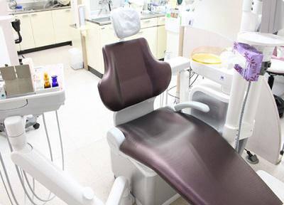 ユキ歯科クリニック_診療台