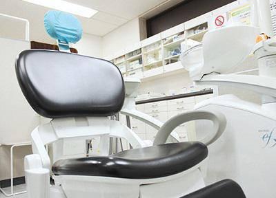 ジェイエムビル歯科医院_診療台