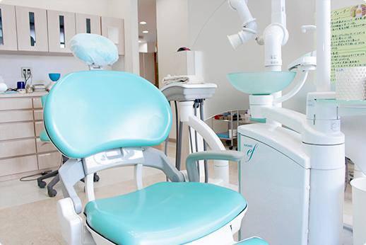 まごめファミリー歯科 診療室