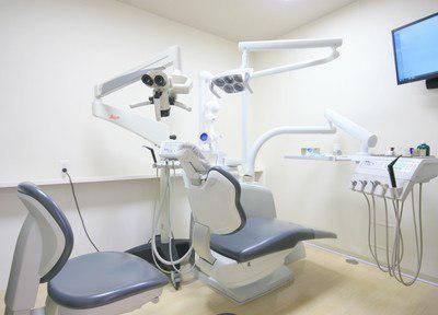 MAデンタルクリニック 診療台