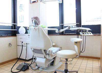 永山歯科・矯正歯科_診療室