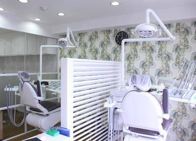 久里浜駅前歯科 診療台