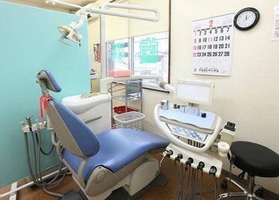 ハーブ歯科クリニック_診療室