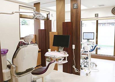 おやま歯科_診療室
