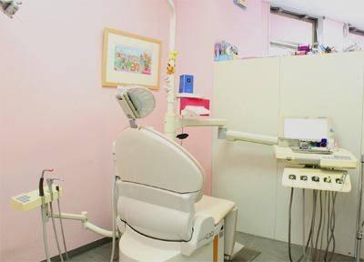 久里浜さくら歯科医院 診療台