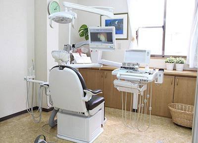 南花園歯科医院_診療室