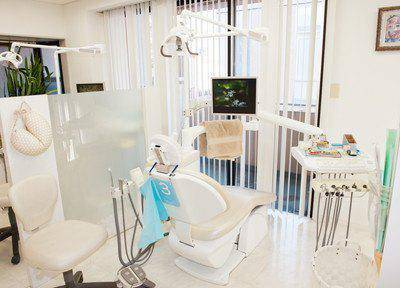 飯田歯科医院 診療台