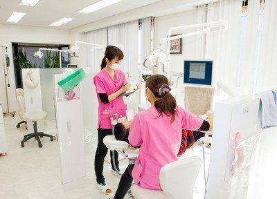 飯田歯科医院 治療風景