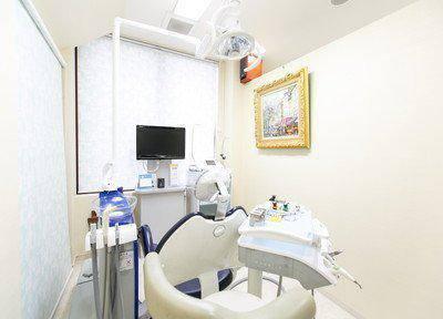 まぶち歯科医院 診療台